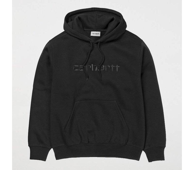 Carhartt Hooded Sweat Black
