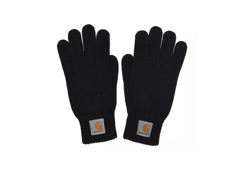 Carhartt WIP Carhartt Watch Gloves Black