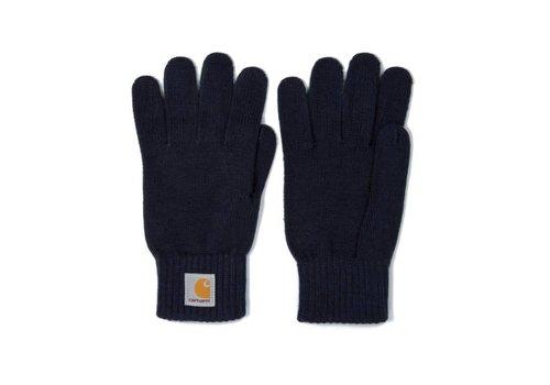Carhartt WIP Carhartt Watch Gloves Navy