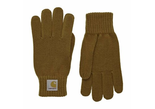 Carhartt WIP Carhartt Watch Gloves Hamilton Brown
