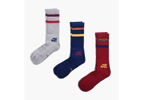 Nike SB Nike SB Dri-Fit Multi Socks (3pair)