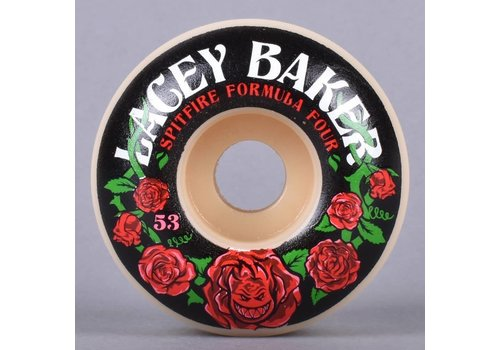 Spitfire Spitfire Wheels - F4 99 Lacey White Roses 53mm