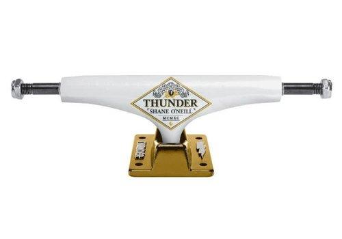 Thunder Thunder Lights 147 (7.75 - 8.125) O'neill Prem White/Gold 2 (Set)