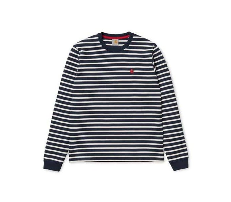 Carhartt Robbie Sweater Navy/Snow