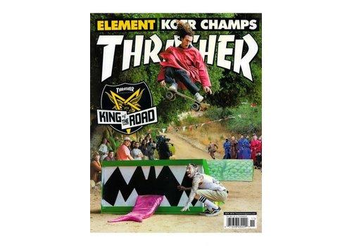 Thrasher Thrasher Magazine November 2018