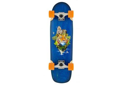 D-Street D-Street Tropical Blue Cruiser 29.5 x 8.375