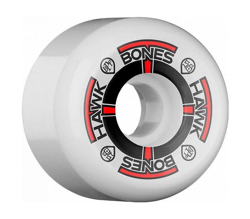 Bones Hawk T-Bone 58mm Skatepark Formula (Set)