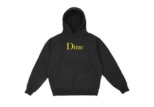 Dime Dime Classic Logo Hood Black/Gold