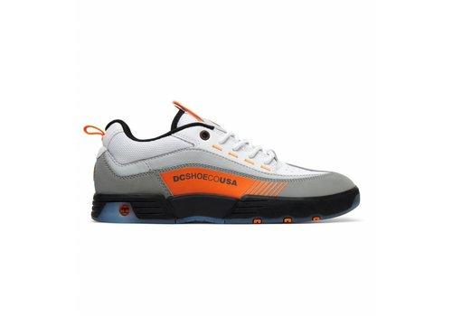 DC Shoes DC Legacy 98 Slim S Black/White/Orange