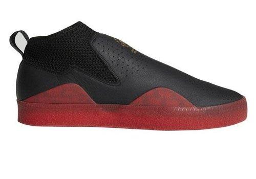 Adidas 3ST.002 Nakel x FA Black/Scarlet/Black