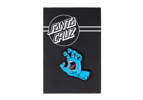 Santa Cruz Sant Cruz Screaming Hand Pin