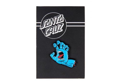 Santa Cruz Santa Cruz Screaming Hand Pin