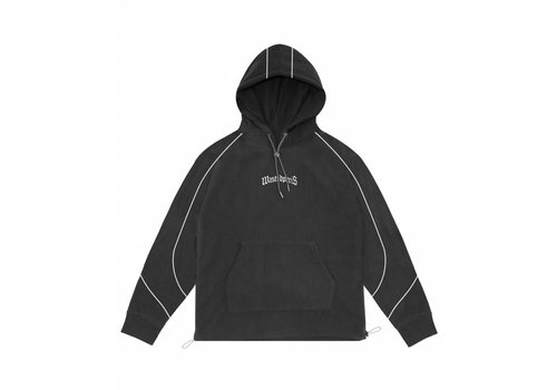 Wasted Paris Wasted Hoodie Mountain Black
