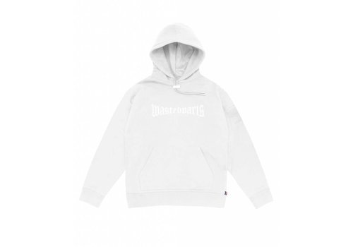 Wasted Paris Wasted Hoodie London White