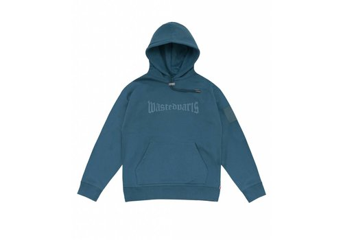 Wasted Paris Wasted Hoodie London Blue