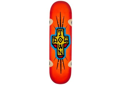 Dogtown Dogtown - Spray Cross 'Loose Trucks' Red 8.5