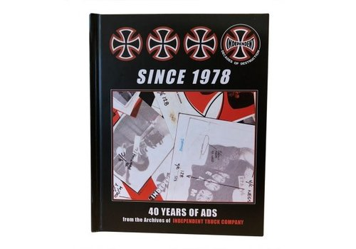 Independent Independent Since 1978 Book - 40 years Of Ads