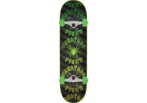 Creature Creature Fiend Web Black/Green Complete 7.75