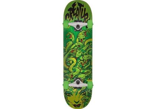 Creature Creature Medusa Green Complete 8.0