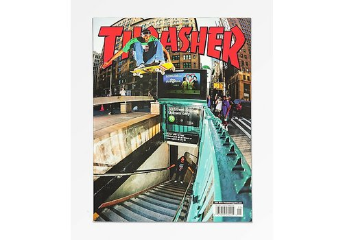 Thrasher Thrasher Magazine January 2019