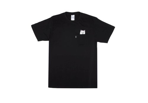Ripndip Ripndip Lord Nermal Pocket Tee Black