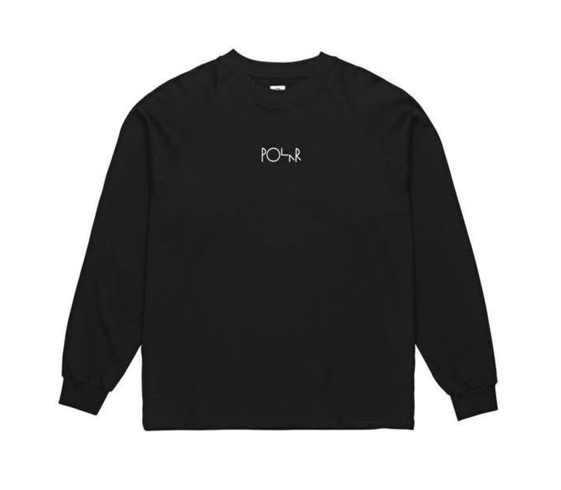 Polar Default Longsleeve Black