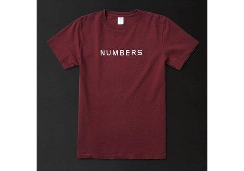 Numbers Numbers WORDMARK S/S Tee Port