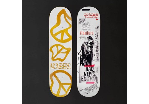 Numbers Numbers KOSTON DECK EDITION 5 / 8.25