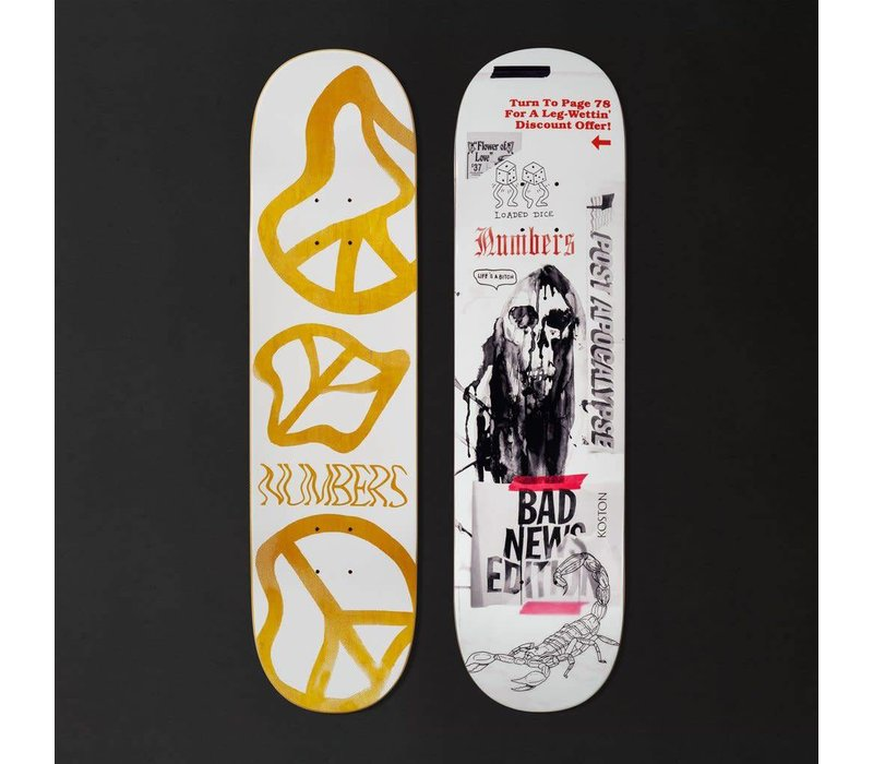 Numbers KOSTON DECK EDITION 5 / 8.25