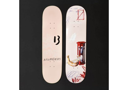 Numbers Numbers KOSTON DECK EDITION 5 / 8.5