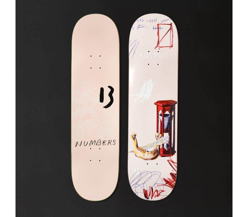 Numbers KOSTON DECK EDITION 5 / 8.5