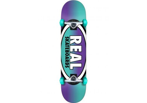 Real Real Oval Fade Complete 8.0