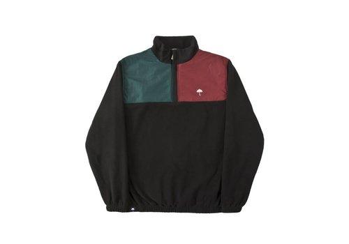 Hélas Helas Freeze Quarter Zip Jacket Black