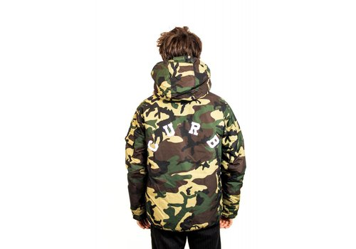 Curb Curb X Dickies Worldwide Jacket Camo