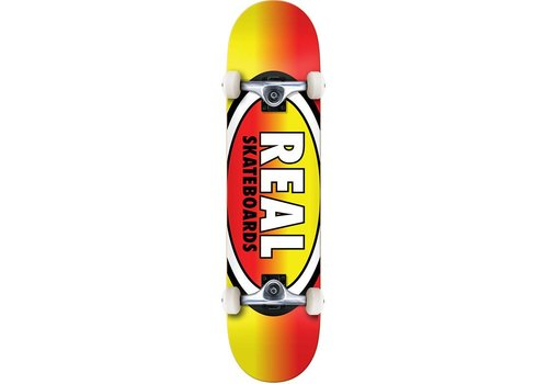 Real Real Complete Oval Fade 7.75