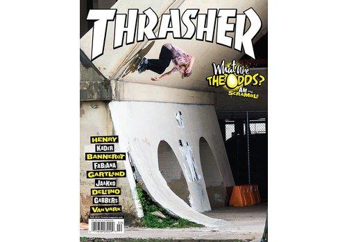 Thrasher Thrasher Magazine - February 2019