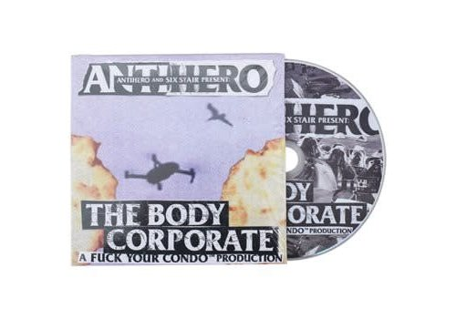 Etnies Anti Hero The Body Corporate DVD