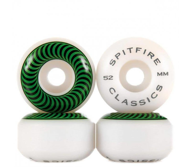 Spitfire 99a Classics 52mm Green/White