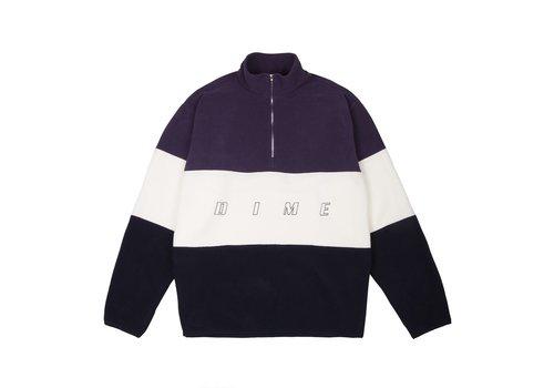 Dime Dime Fleece Pullover Purple