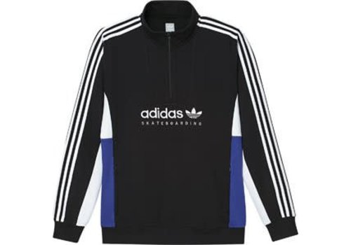 Adidas Adidas Apian PO Sweater Black/White/Actblu
