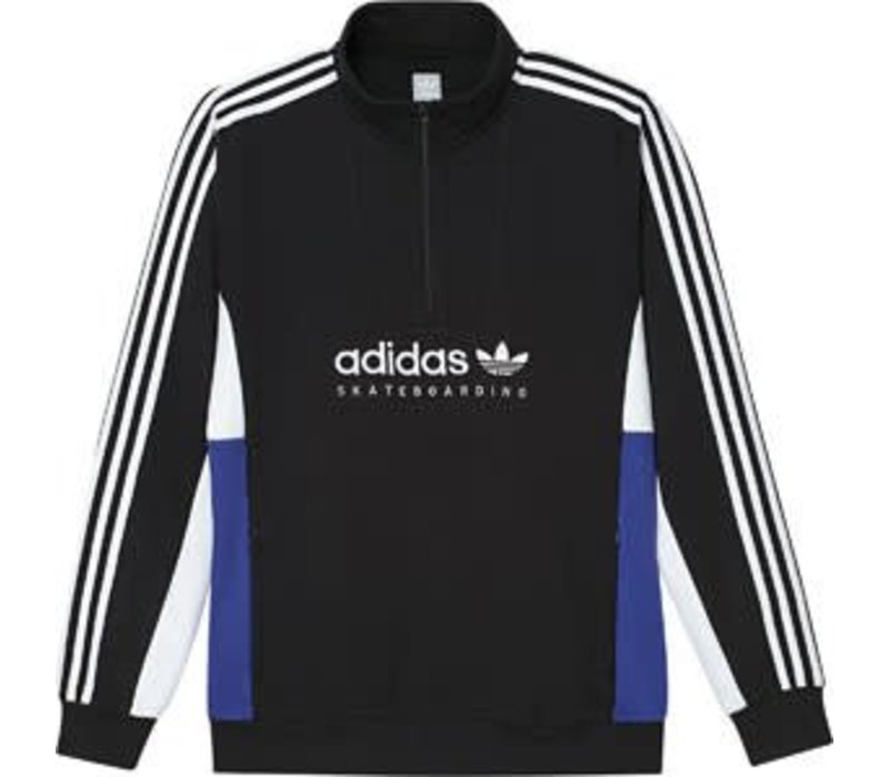 Adidas Apian PO Sweater Black/White/Actblu