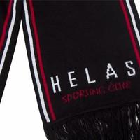HELAS SPORTING CLUB SCARF BLACK