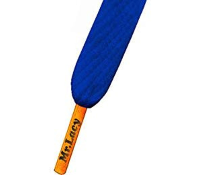 Mr. Lacy Flatties Blue / Orange