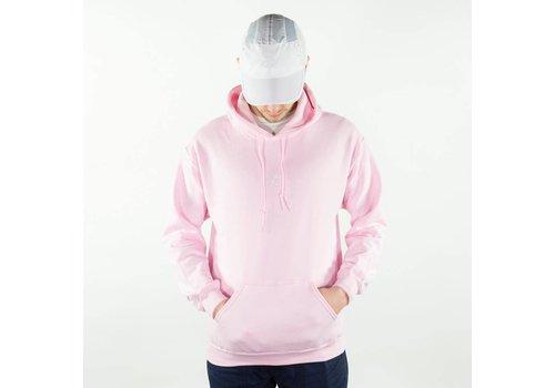Zehma Zehma Symbol Hood Pink