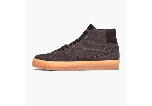Nike SB Nike SB Blazer Mid Velvet Brown/Gum