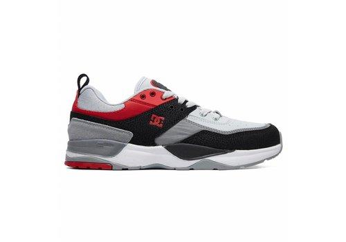 DC Shoes DC E. Tribeka Black/Athletic Red/Grey