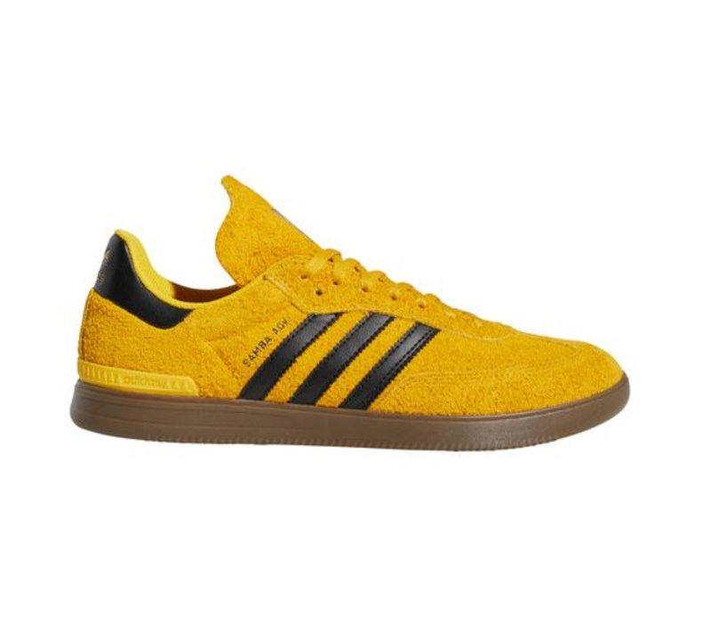 Adidas Samba ADV Gold/Black/Gum