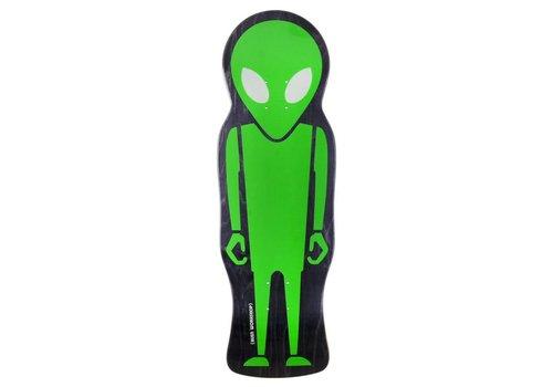 Alien Workshop Alien Workshop Soldier Die Cut Deck 9.675