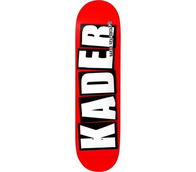 Baker - Kader Logo 8.0