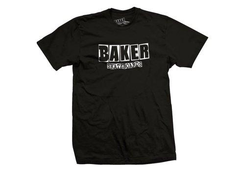 Baker Baker Brand Logo Youth Tee Black